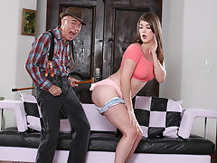Teen Shows Exalt To Older Man