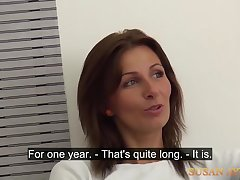 Susan Ayn - First Time With A Girl For Denisa