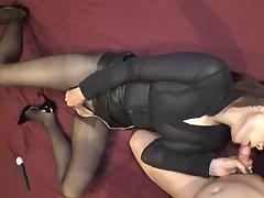 Raven Pantyhose Ultra-small Panty Stile