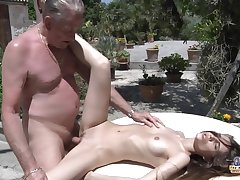 tight pussy and old man  - Inexpert Sex