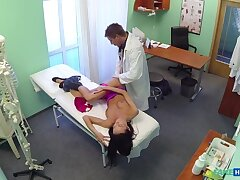 Gorgeous Patient Needs Doctor's Man-Cream For Their way Sensitive Skin