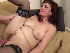 Old Granny Mating And Men Simona - Cougar