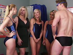 Swim team proposal
