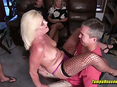 A Club Stripper By Day, Houseparty Stripper By Night With Ms Paris Rose