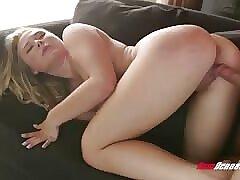 Alyssa Cole succulent sister ass fucked