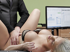 LOAN4K. Dealing with lingerie shop naked.