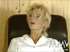 MMV Films Downhearted German mom banged hard