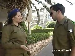 Two Israel Sodiers sex