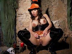 sexy halloween scene 3